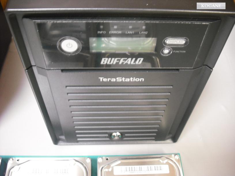 BUFFALO-NAS-RAID6データ復旧・高度解析技術
